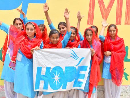 Sports Day for Muzaffargarh Middle Schoolers