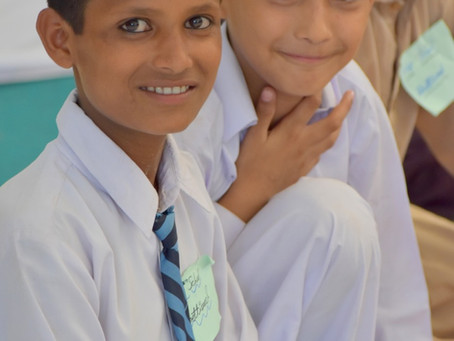 HOPE USA hosts Bhittiaibad Iftar and Eid Clothes Distribution for 400 Children