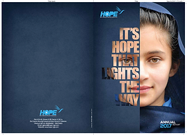 Hope USA Pakistan Annual Report 2017