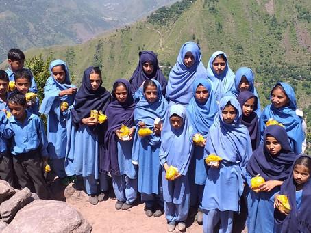 Ramadan Activities are in Full Swing in Kashmir