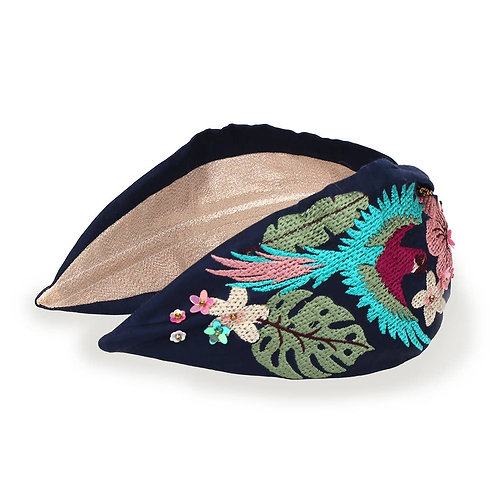 Powder UK Parrot Headband