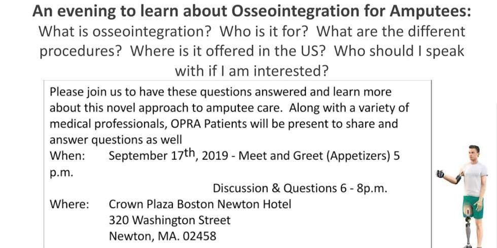 Ossur Osseointegration Seminar