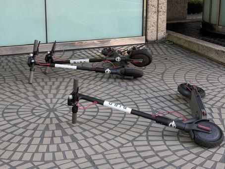Rescue & Reward: Solving the Dockless Bike-Share Problem - Erik Kondo