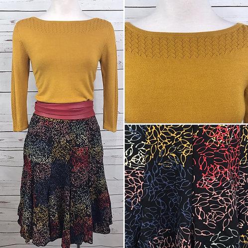 Effie's Heart  7 Year Skirt Lucky Print