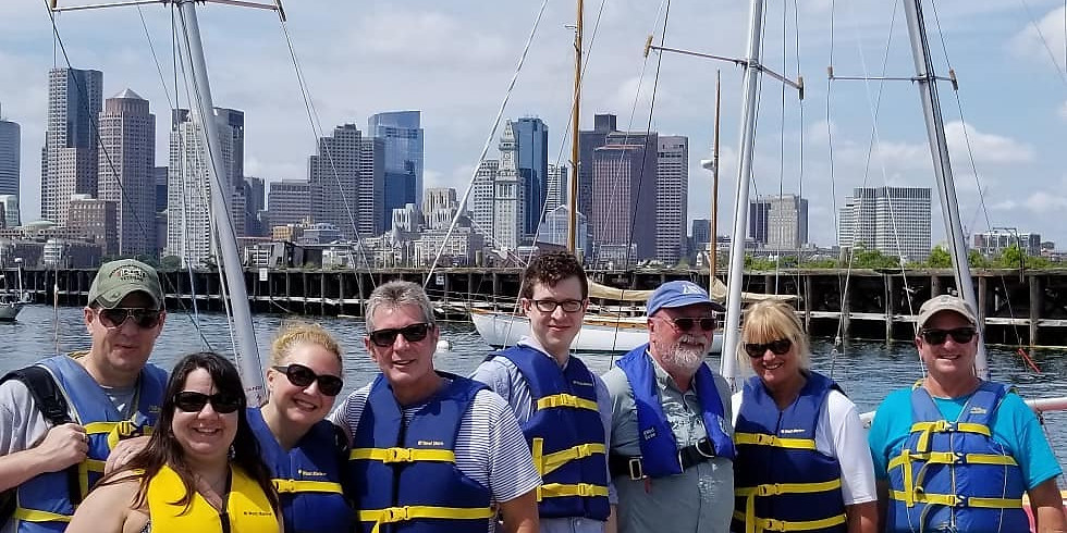 Annual Sailing Outing