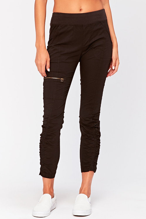 XCVI Wearables Malanda Pant in Black
