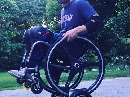 Why Are Wheelchair-Users Still in the Dark Ages? – Erik Kondo