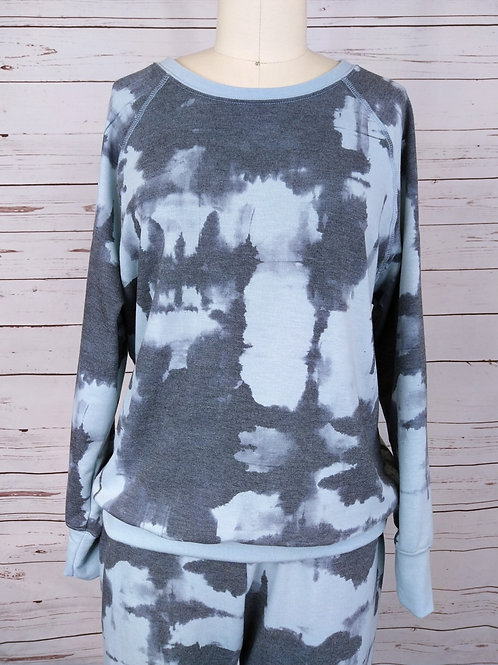Nally and Millie French Terry Inkblot Sweatshirt
