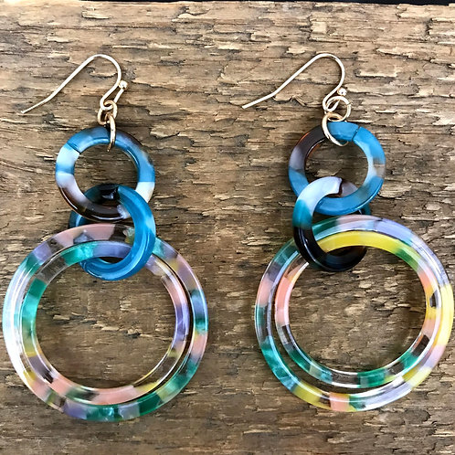 ZAD Circle Around Earrings