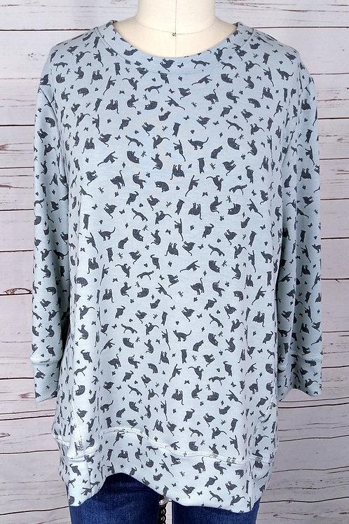 Nally and Millie Cat Sweatshirt