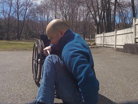The Body Lever for Floor-to-Wheelchair Transfers - Erik Kondo