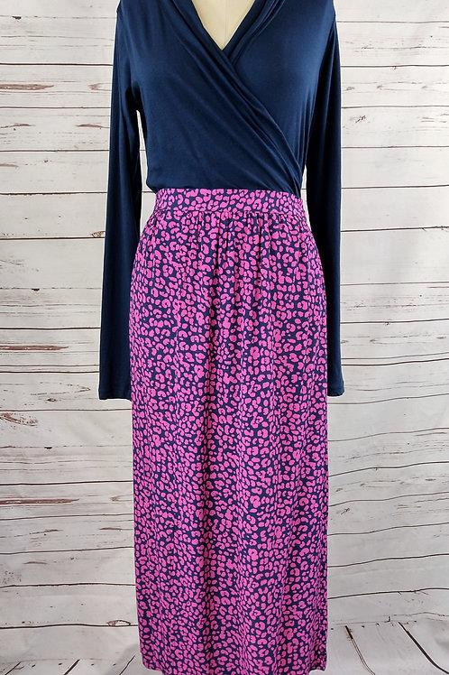 Joules Bea Split Front Skirt