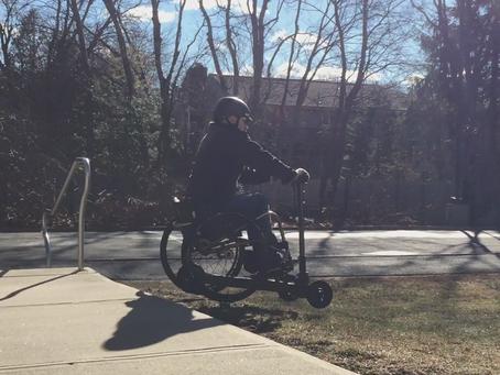 Wheelchair Electric Scooter: A DIY Open-Source Innovation - Erik Kondo