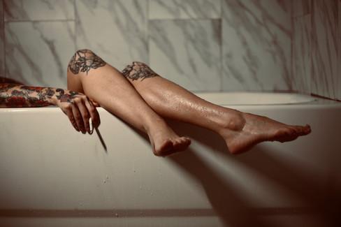 BATH WITH BRITT VON BOSSY
