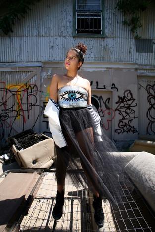 Melina in Austin IG @melinayperez @mypdesigns  @mypcreative @audacityzine