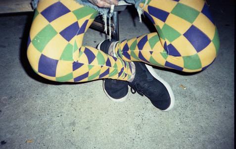 CLOWN LEGS