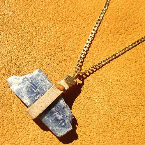 Harnessed Energy-Kyanite