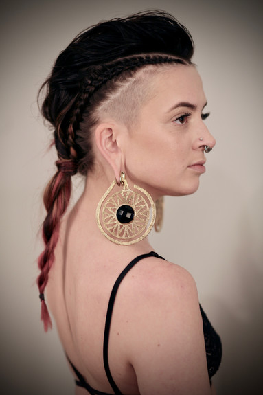 MODEL Sally  IG @ratxqueen   HMUA  Sarah Contey  IG @scontey   ROPES  Paige Fox  IG @misspaigefox   JEWELRY http://diabloorganics.com
