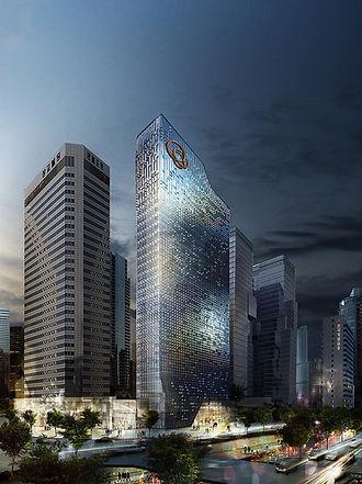 한화빌딩 리모델링