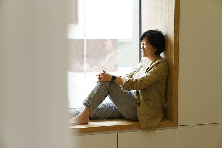윤주연, 젊은 건축가