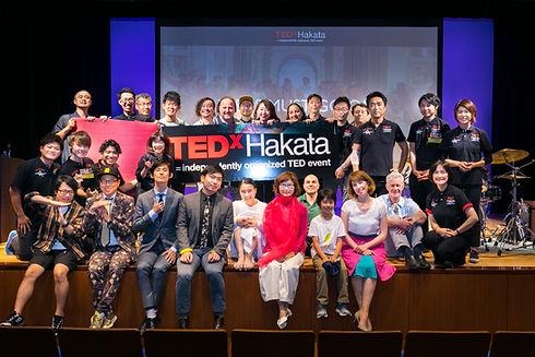 TEDxHakata 2019 photo by Hiromasa Otsuka