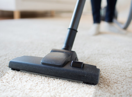 helpful tips to keep your carpet clean