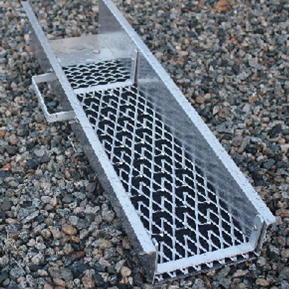 "Stream Hopper Sluice Box (Extended 10"" x 46"")"
