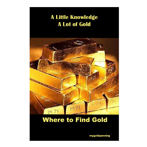 Where to Find Gold eBook