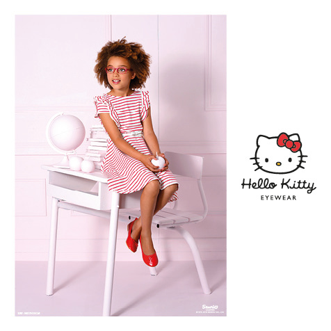 Hello Kitty SS16 Facebook Optical 2
