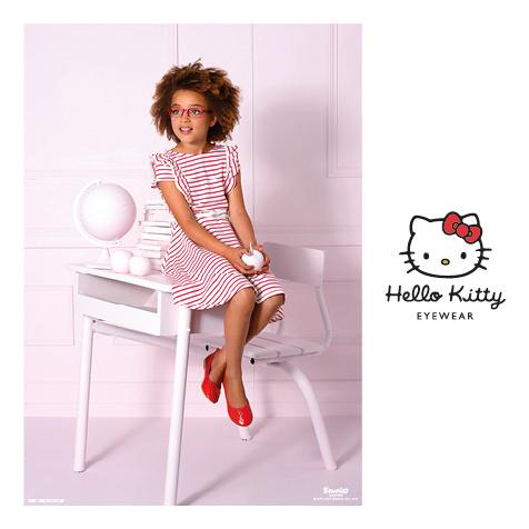 Hello Kitty SS16 Facebook Optical 2
