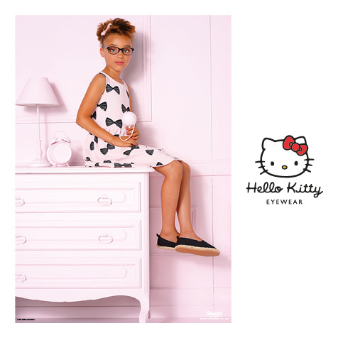 Hello Kitty SS16 Facebook Optical 1