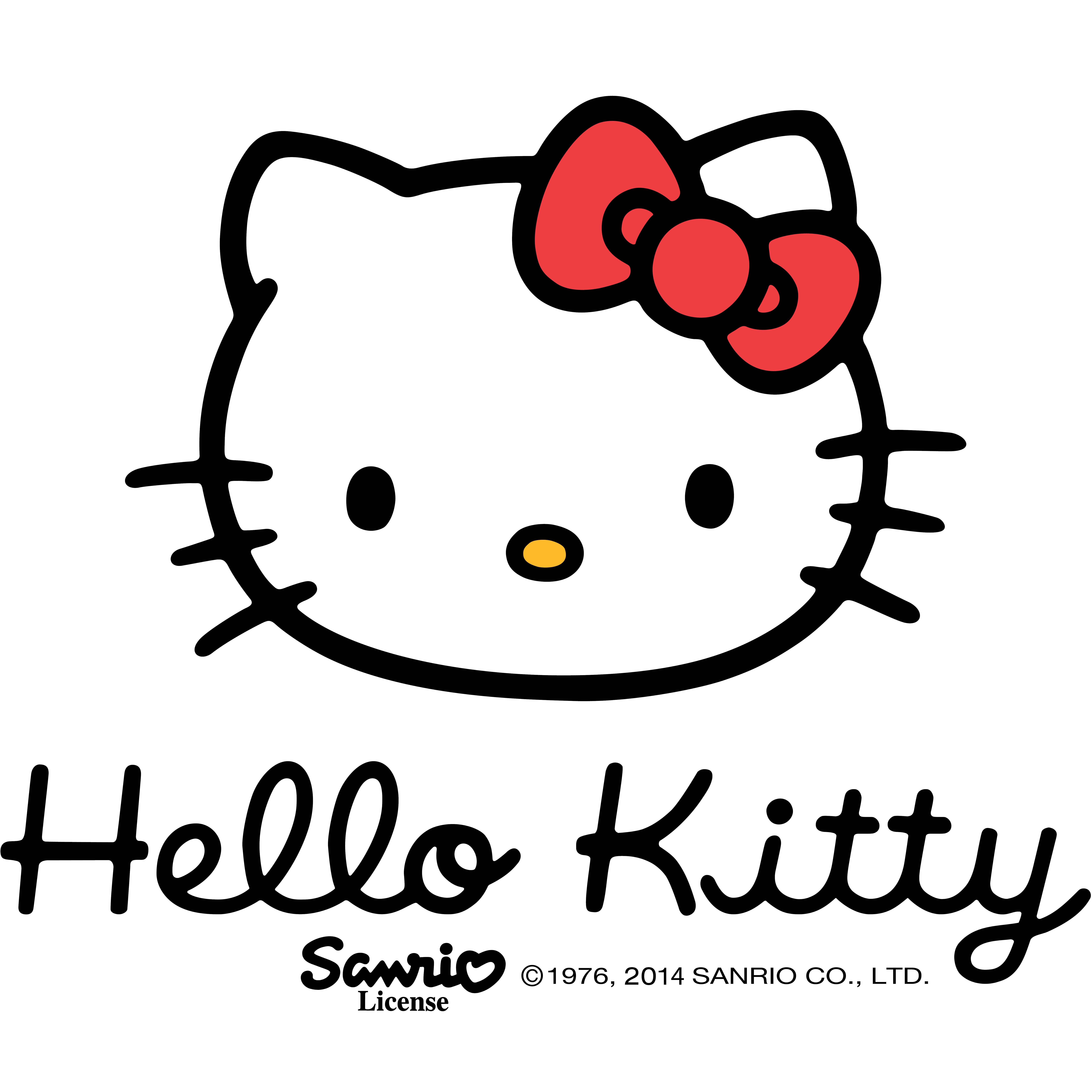 Hello Kitty SS16 Facebook Animation Logo