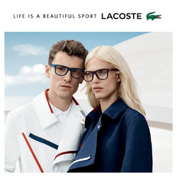 Lacoste SS16 Facebook Unisex Optical