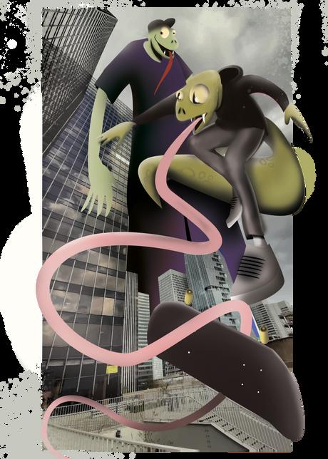 Skate Snake