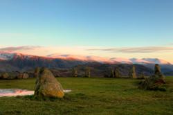 Winter at Castlerigg