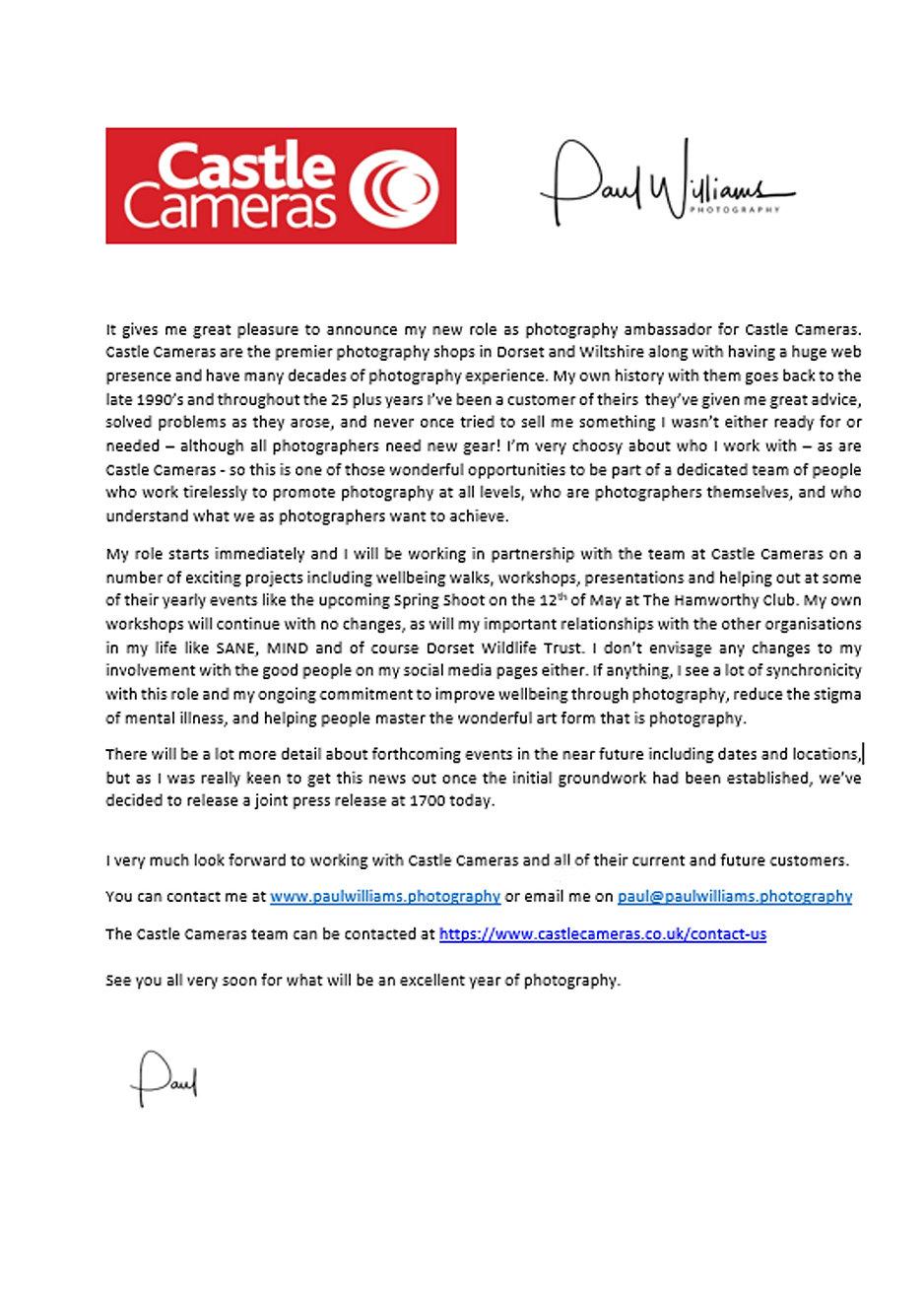 castle cameras press release.jpg