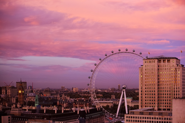 Dawn, London