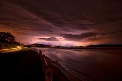 Storm on Morecambe Bay