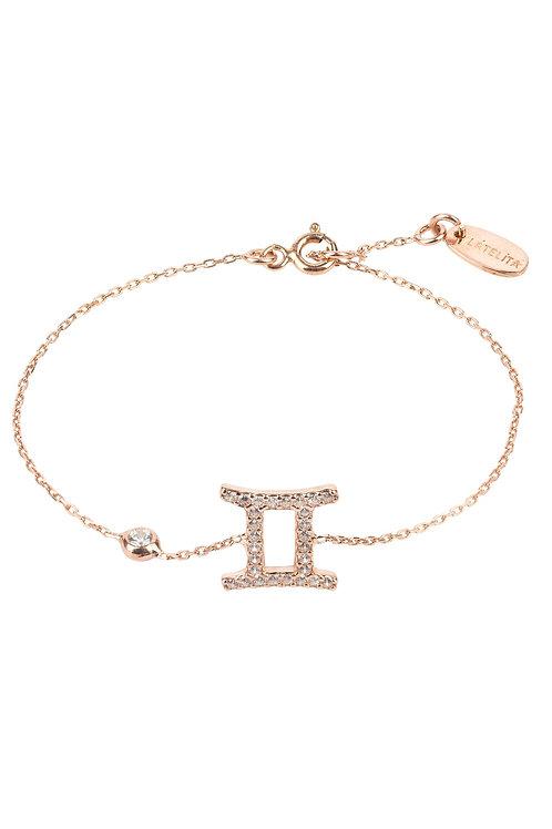 Zodiac Horoscope Star Sign Bracelet Gemini