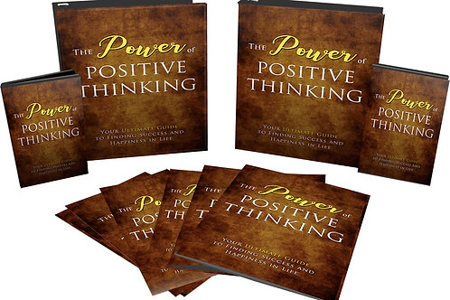 The Power Of Positive Thinking Video Upgrade V2