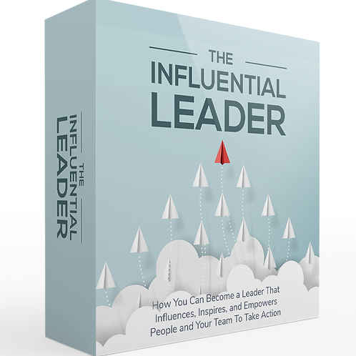 The Influential Leader Video Upgrade