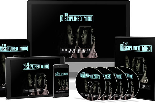 The Disciplined Mind Video Upgrade