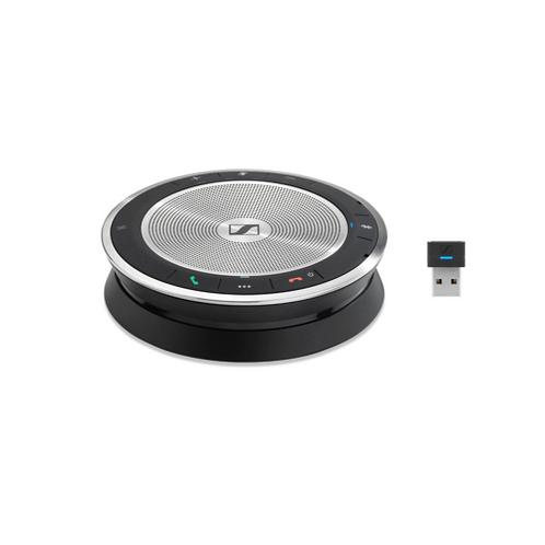 Sennheiser SP 30+, Universal, Black,Silver, Buttons, 150 - 15000 Hz, 150 - 6800