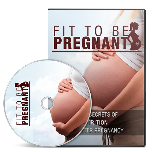 Fit To Be Pregnant Audio Book