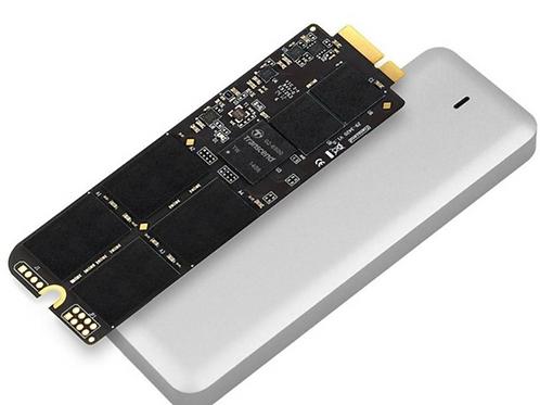 Transcend JetDrive 725, 480 GB, USB, 3.2 Gen 1 (3.1 Gen 1), 570 MB/s, Aluminium