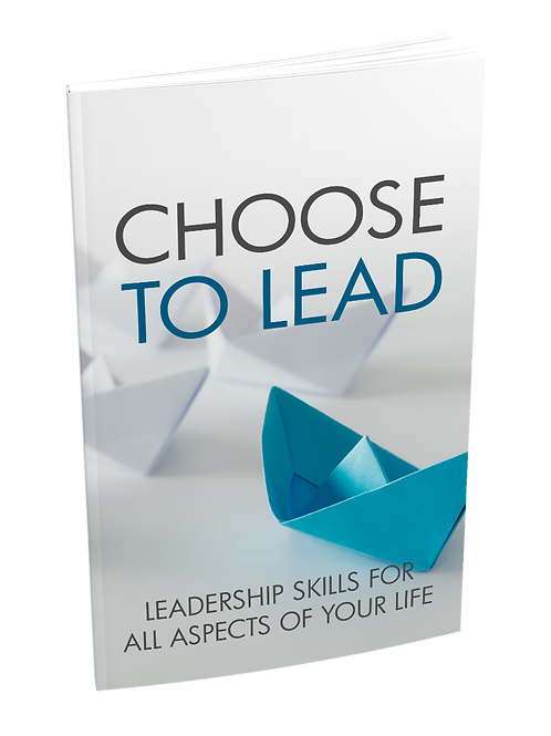 Choose To Lead Video Upgrade