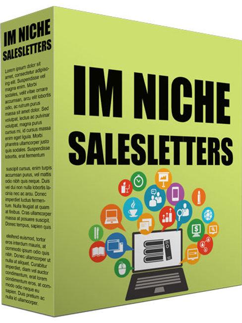 M Niche Sales letter Swipes