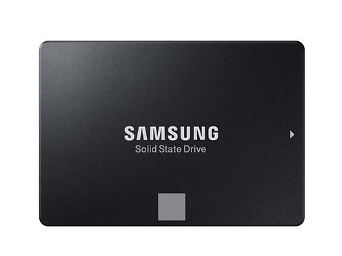 "Samsung MZ-76E2T0, 2000 GB, 2.5"", 550 MB/s, 6 Gbit/s"