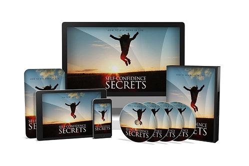 Self Confidence Secrets Video Upgrade