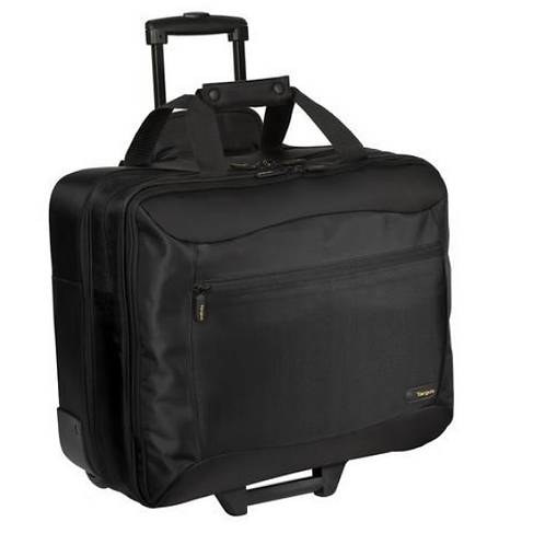 Targus CityGear, Trolley case, 43.9 cm (17.3), 3.05 kg, Black